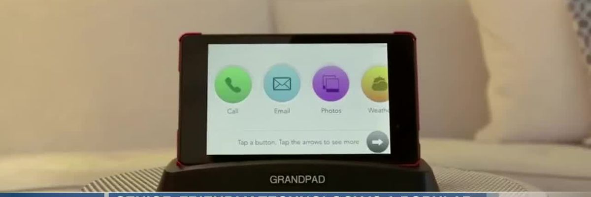 Senior-friendly technology becoming popular means of communications for families