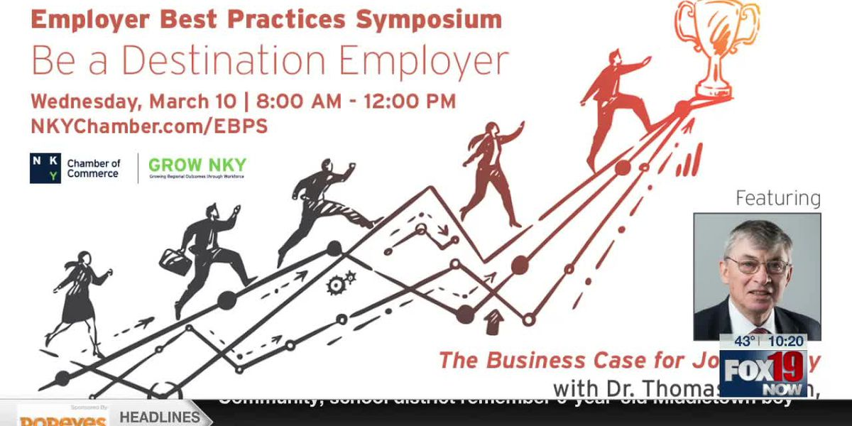 NKY Chamber's 3rd Annual Employer Best Practices Symposium