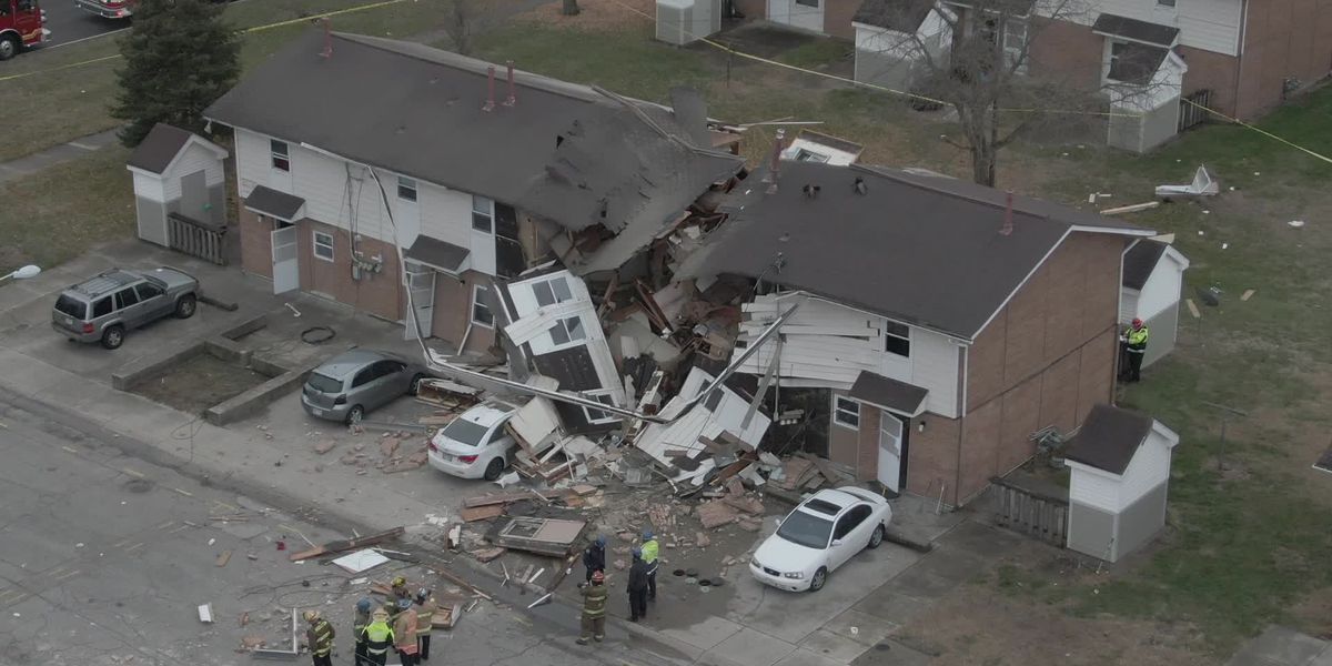 Natural gas leak caused apartment explosion, collapse in Middletown