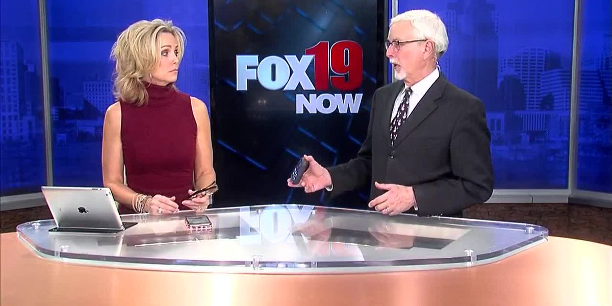 FOX19 News at 4 p.m., February 19th, 2019.