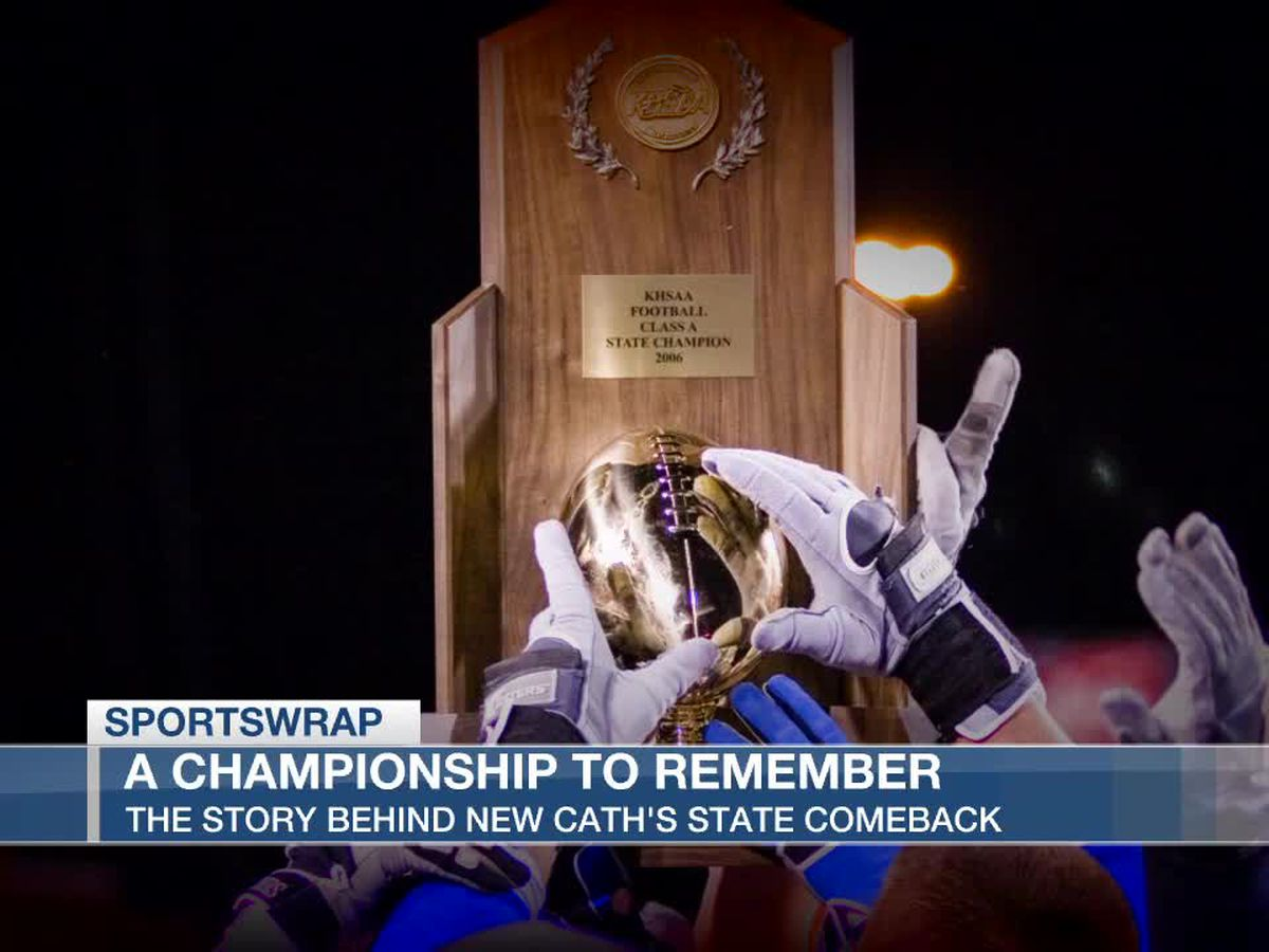 A championship to remember