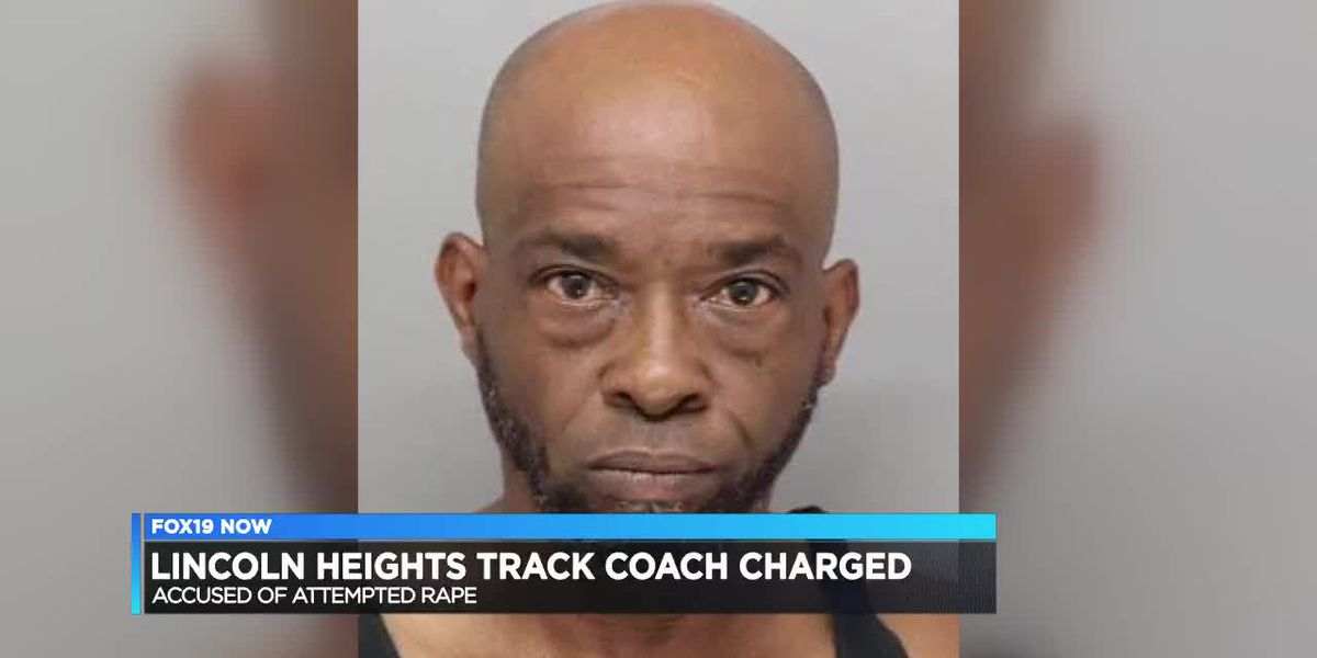 Lincoln Heights track coach charged