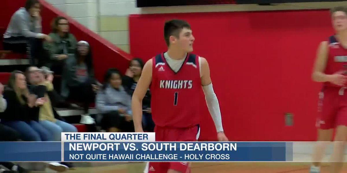 South Dearborn defeats Newport in wild finish