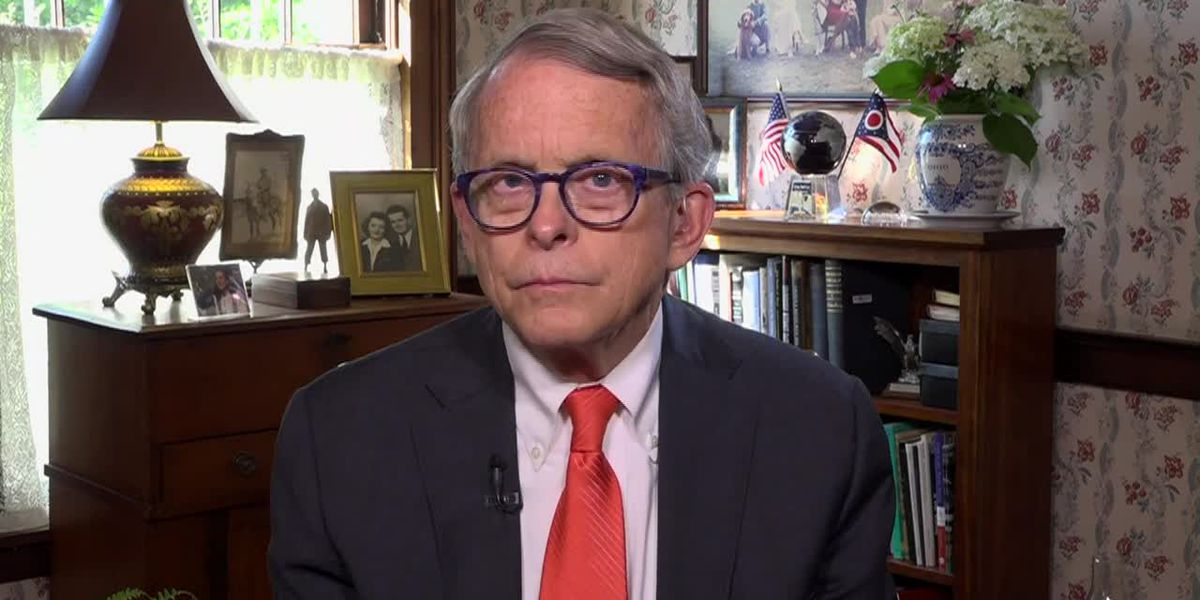 Gov. DeWine says he 'would not rule out going statewide' with mask mandate