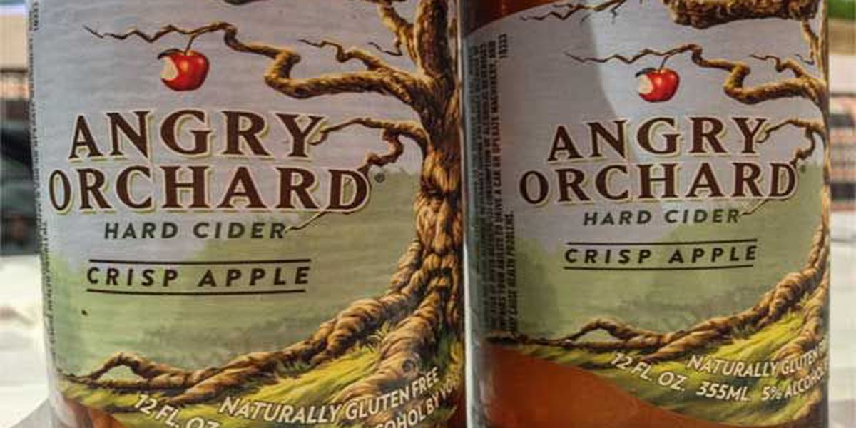 Angry Orchard Cider Company recalls cases of apple cider