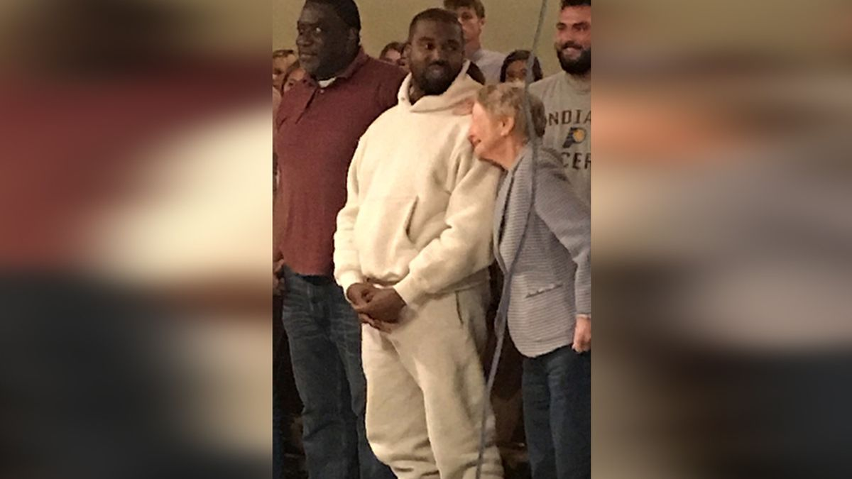 Kanye makes surprise appearance in Batesville to support fellow musicians