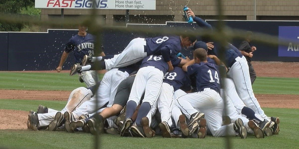 XU wins first Big East regular season baseball title