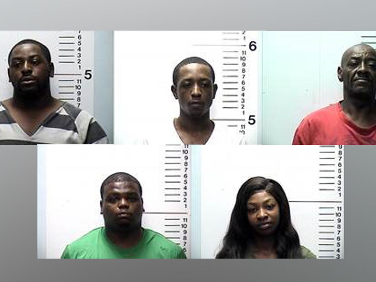 Middletown police: 4 arrested in large fentanyl drug bust