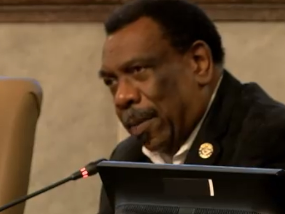 Cincinnati City Councilman Wendell Young indicted