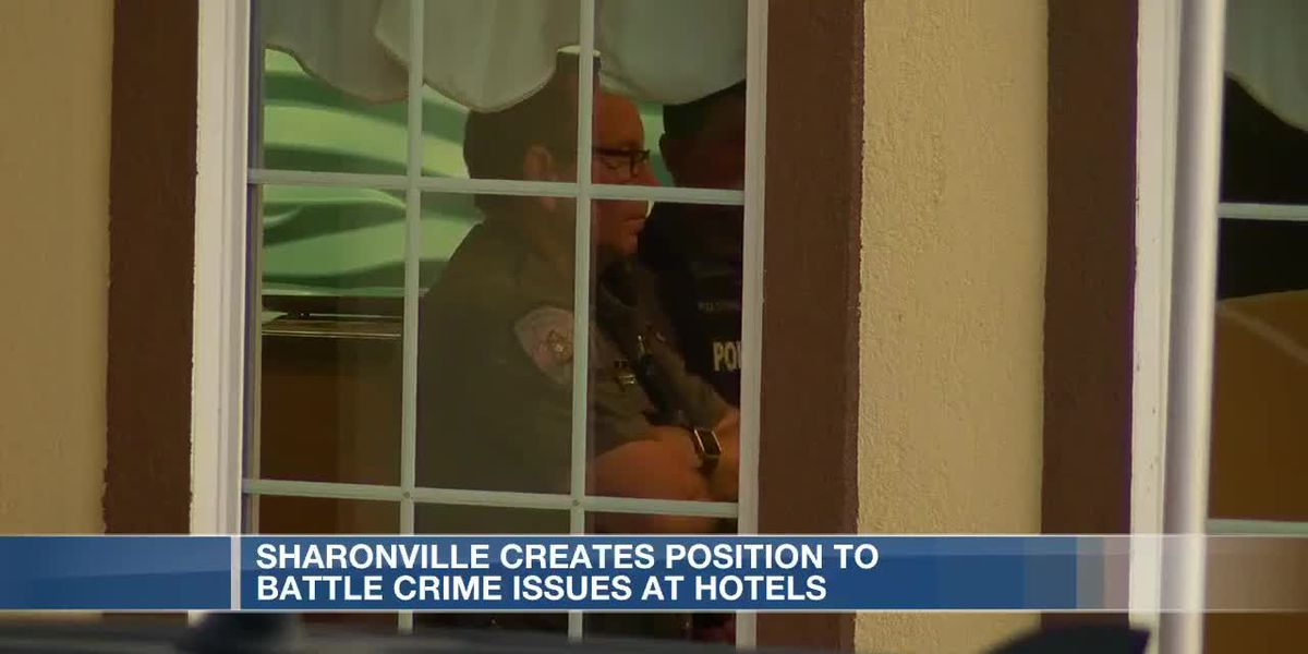 Sharonville creates position to battle crime issues at hotels