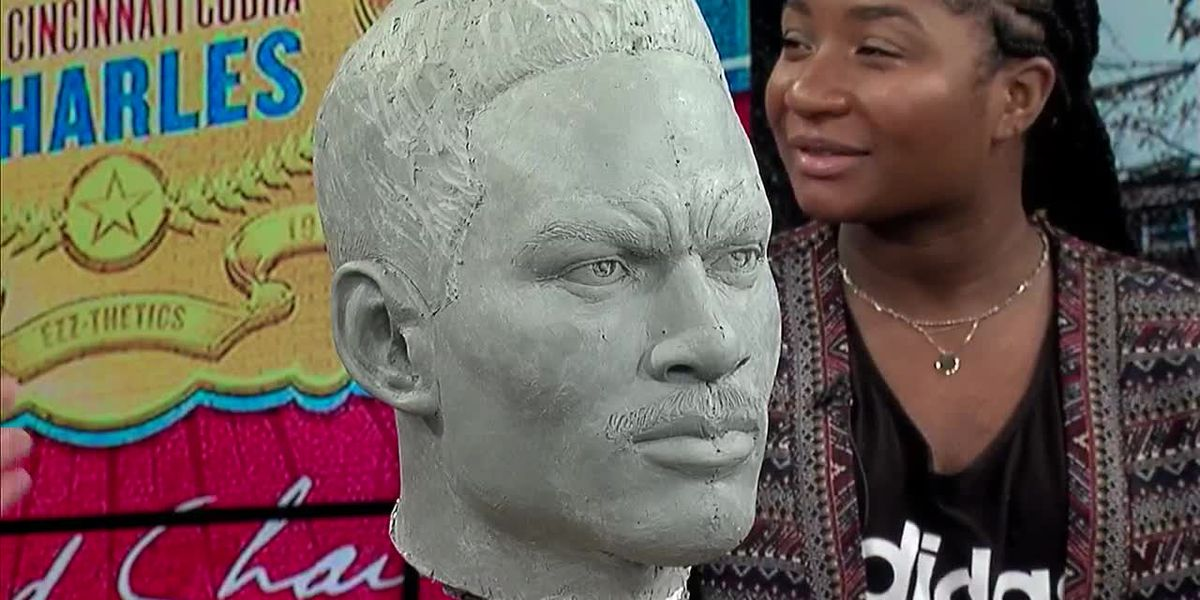 Cincinnati Parks Foundation: Statue of Boxing Great Ezzard Charles