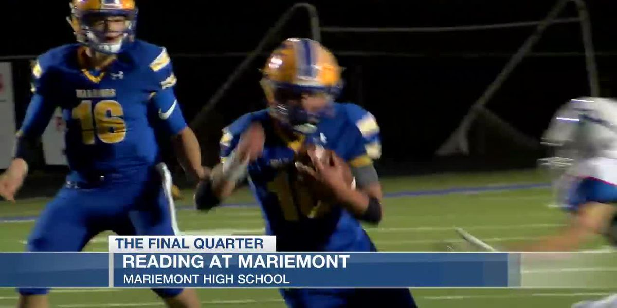 Mariemont improves to 6-2 with win over Reading