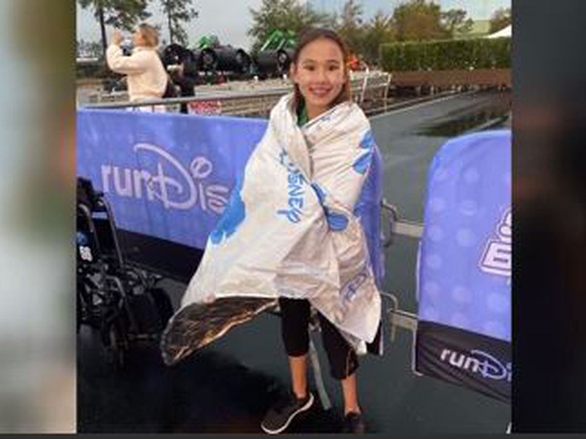 From Kazakhstan to Main Street: A Hamilton girl's unlikely path to the finish line of a 5k