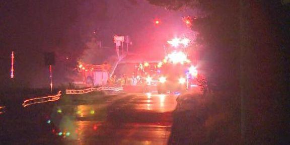 Cargo plane crashes near Toledo Express Airport, 2 killed