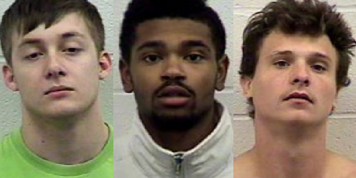 Police: Trio facing charges after NKY chicken wing shakedown