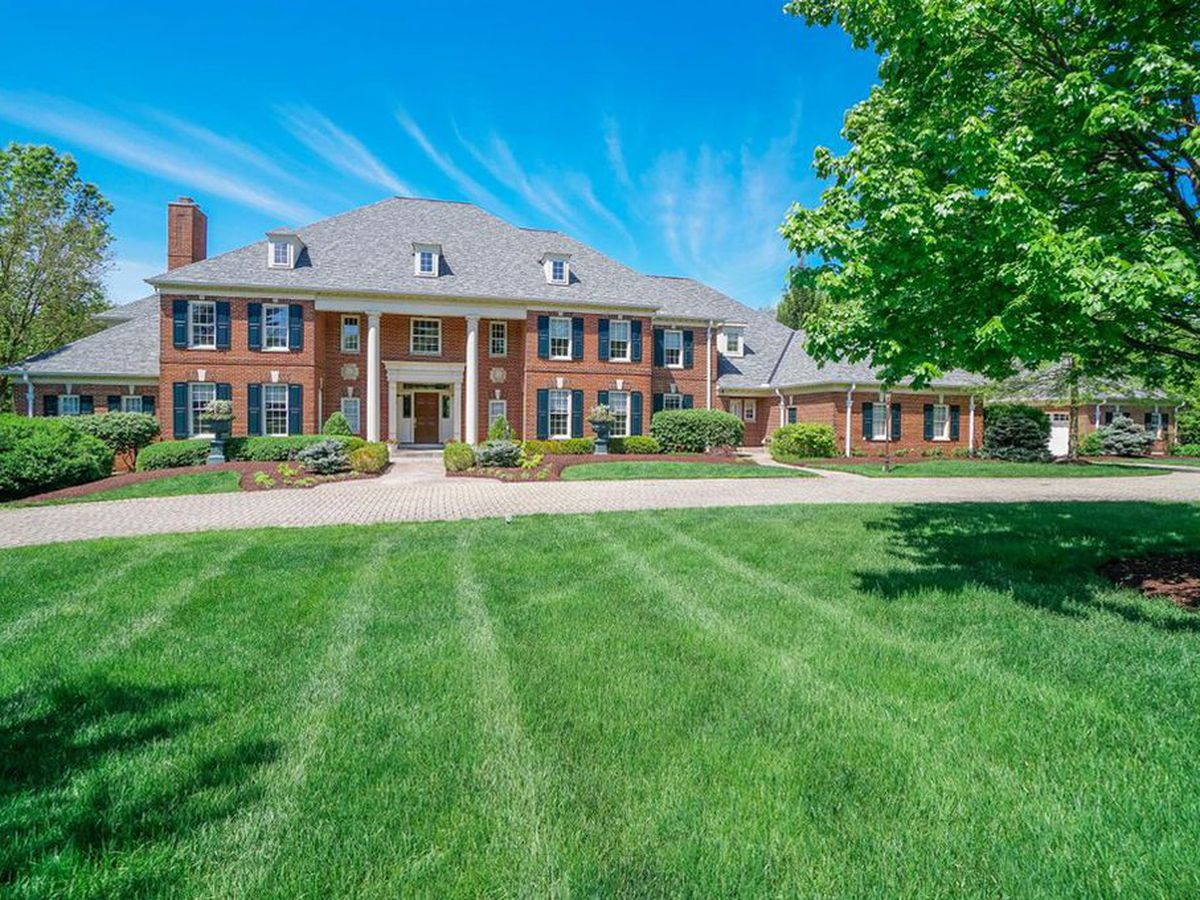 Marvin moves out: Longtime Bengals coach puts Indian Hill mansion on the market