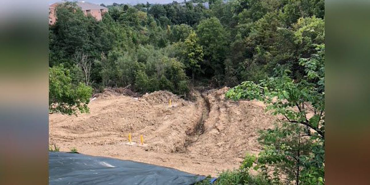 Landslide may displace dozens of NKY residents