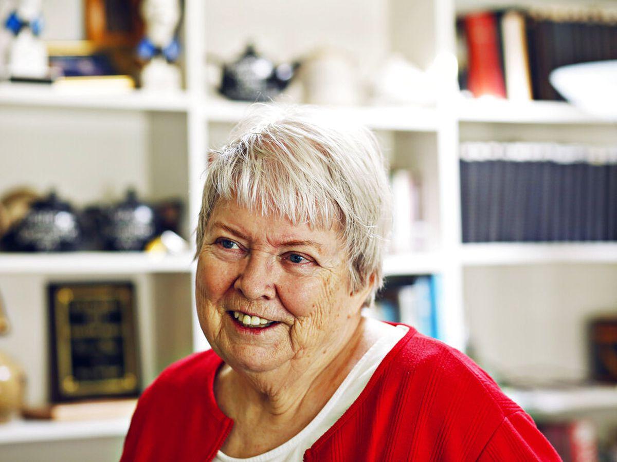 North Carolina-based mystery writer Maron dies at 82