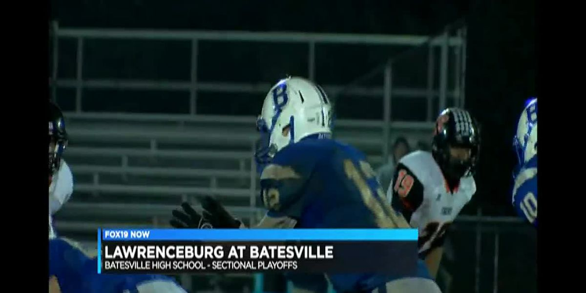 FOX19 NOW Final Quarter: Lawrenceburg at Batesville