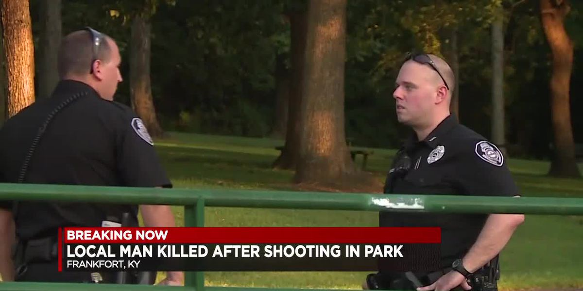 Cincinnati man shot, killed at Kentucky park