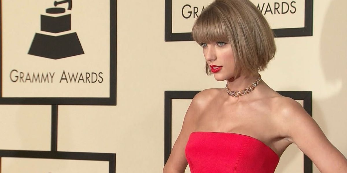 Taylor Swift releases re-recorded album