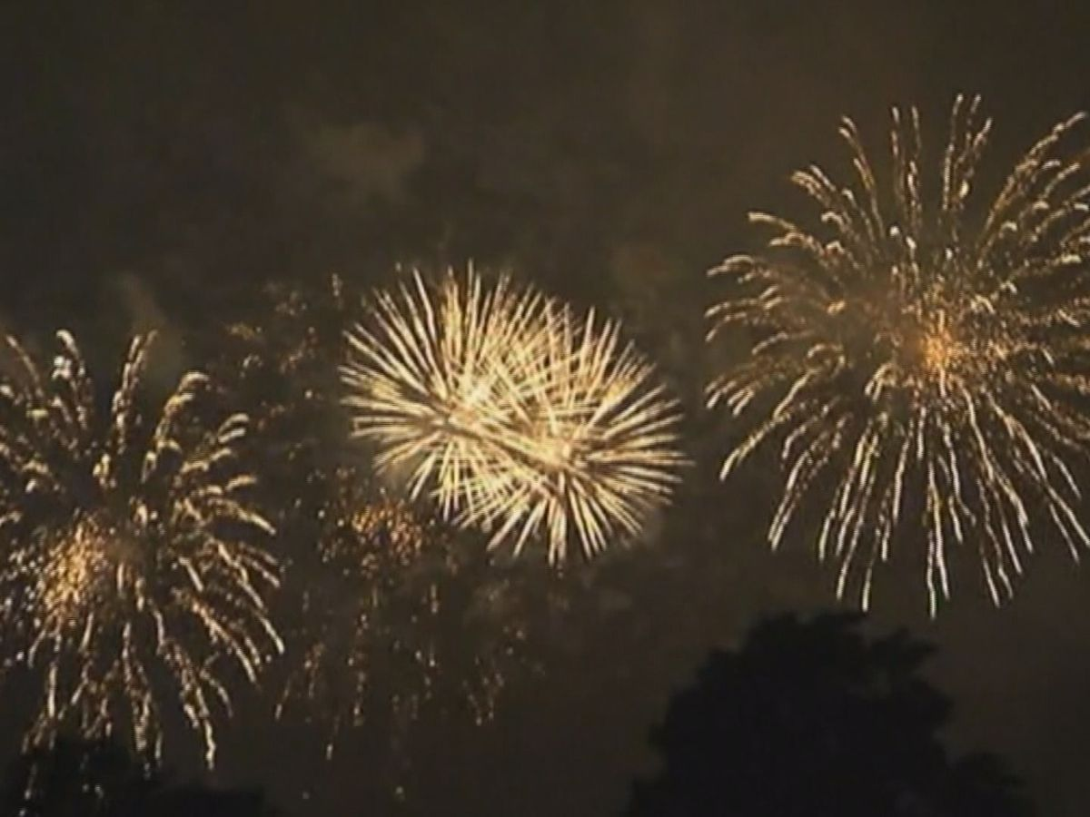 Rozzi's drive-in fireworks show at Coney Island postponed