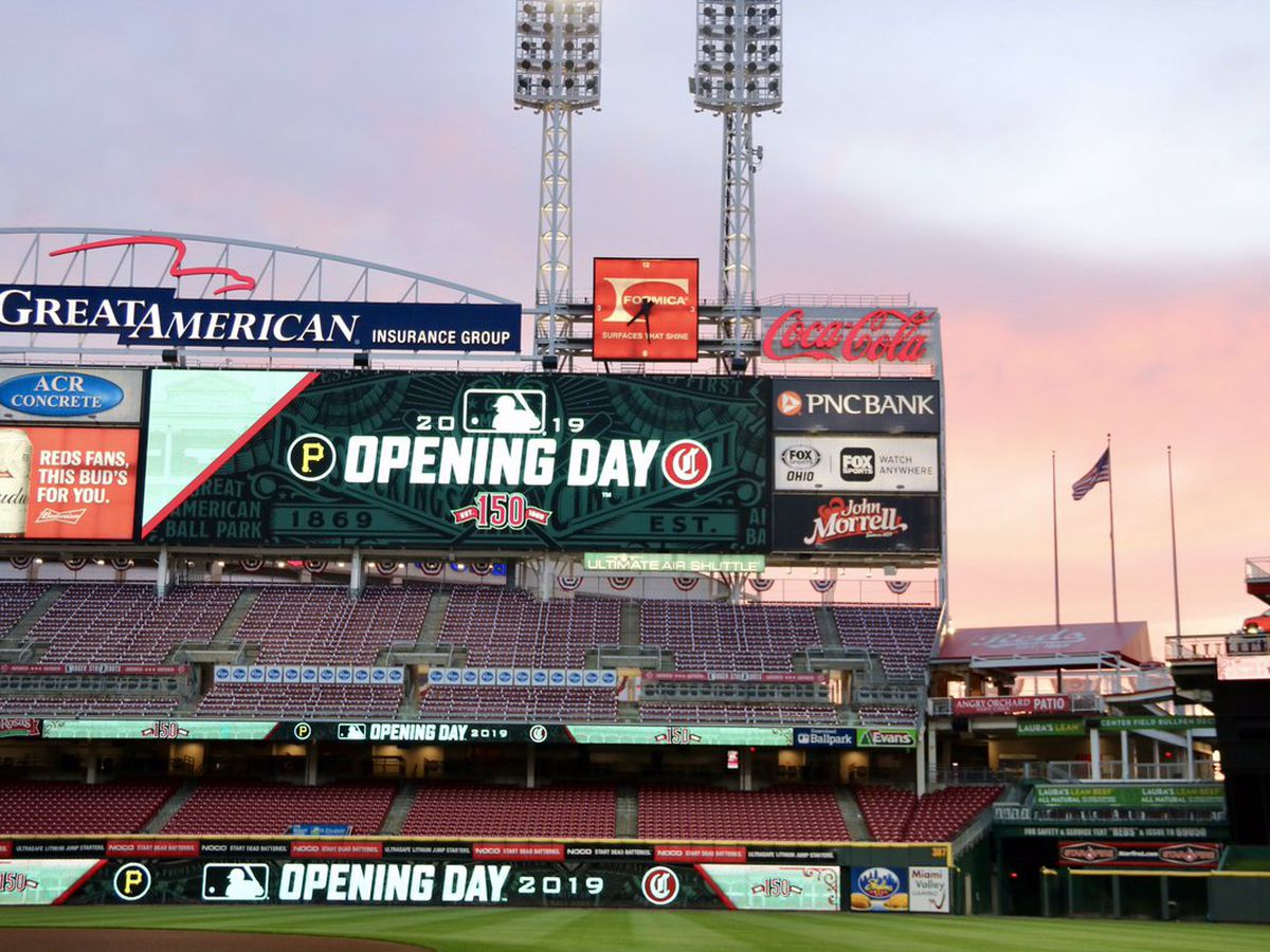 Show off your love for the Reds on Thursday with #OpeningDayAtHome
