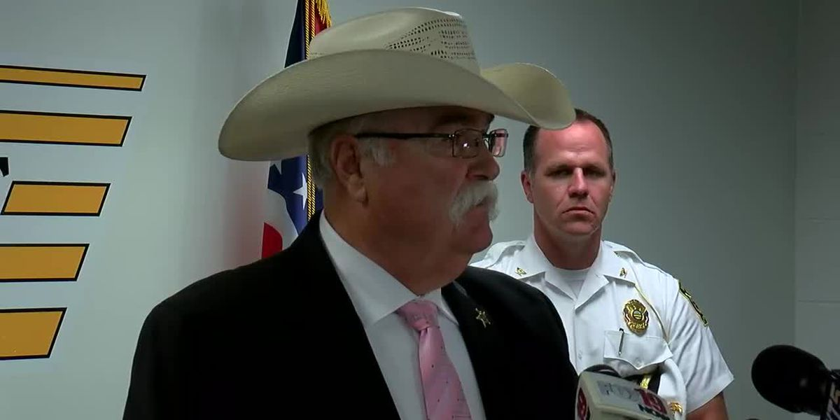 Butler Co. Sheriff holds news conference on police shooting, chase
