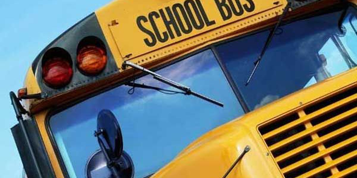 Child facing expulsion after bringing knife to bus stop, police say