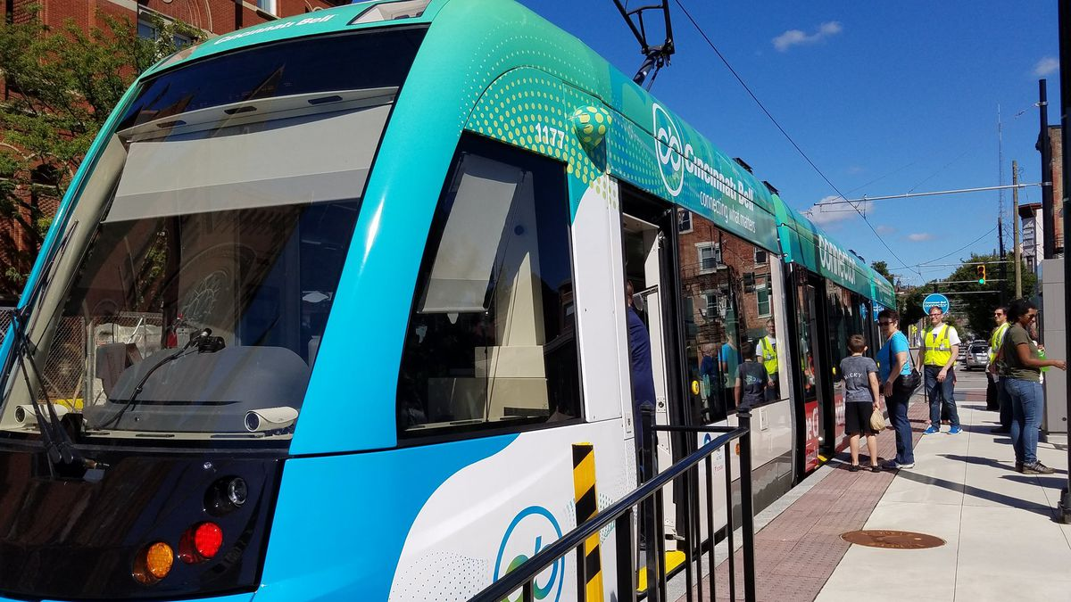 Streetcar ridership explodes during BLINK