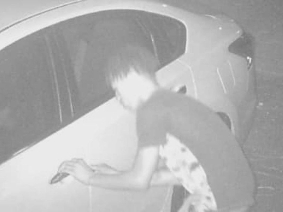 Caught on camera: Thieves target same North College Hill family multiple times