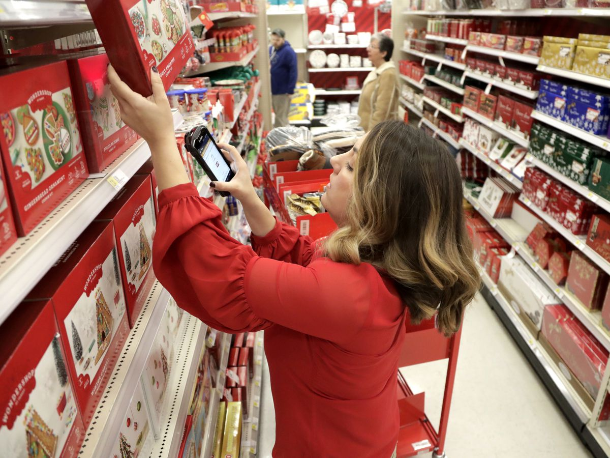 Target's investments in the future hits margins