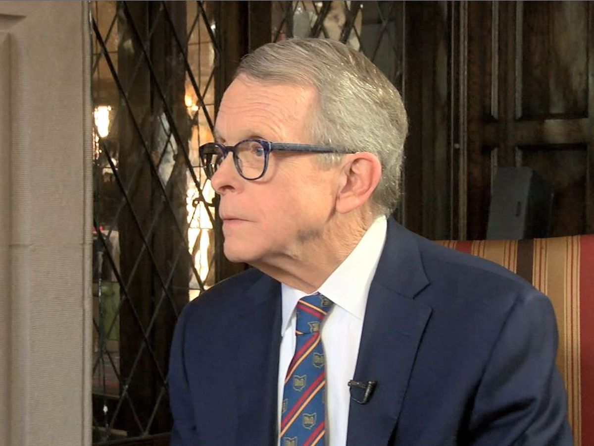 Gov. DeWine reflects on his first year in office