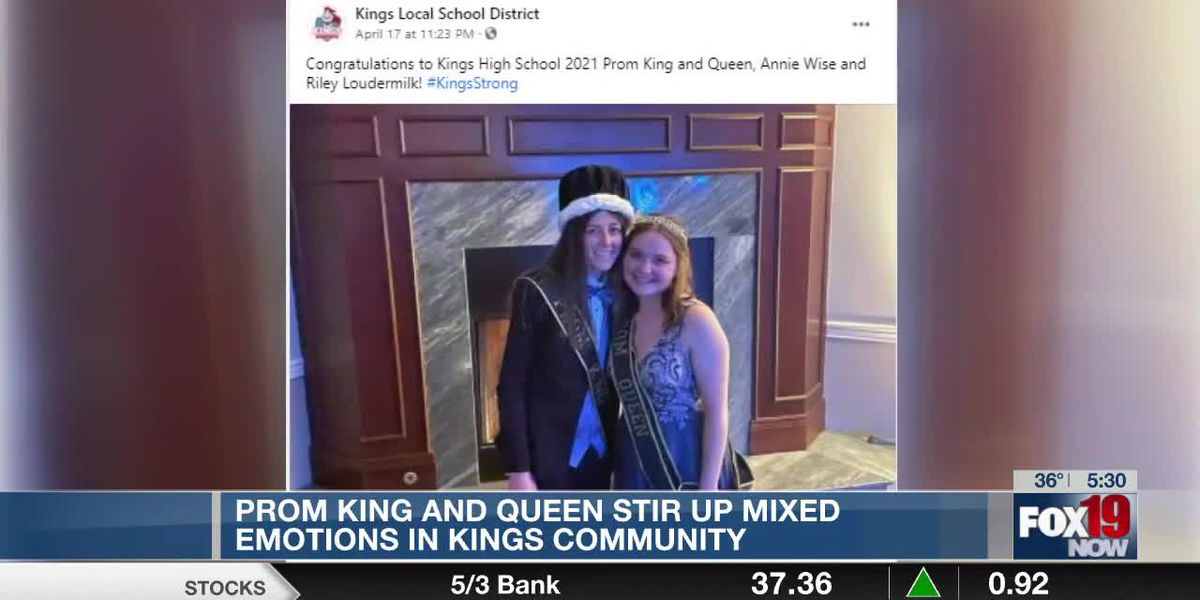 Prom king, queen selections stir up mixed emotions in Kings community