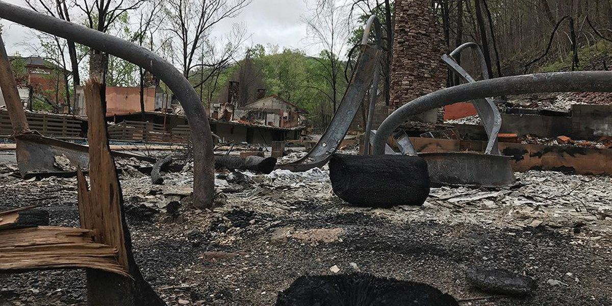 Touched by Fire: Gatlinburg rises again after devastating fire