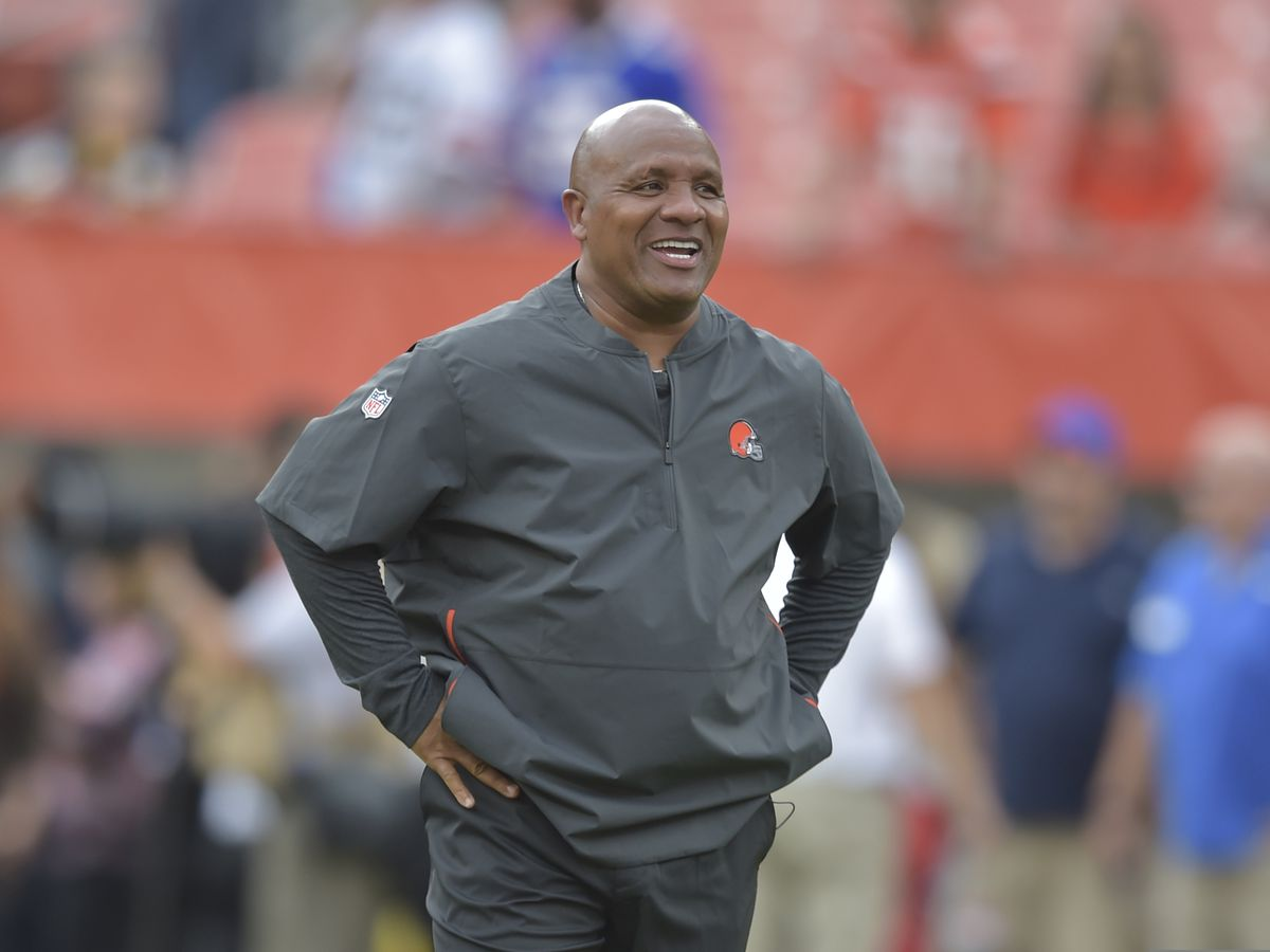 Bengals announce Hue Jackson's new role with team
