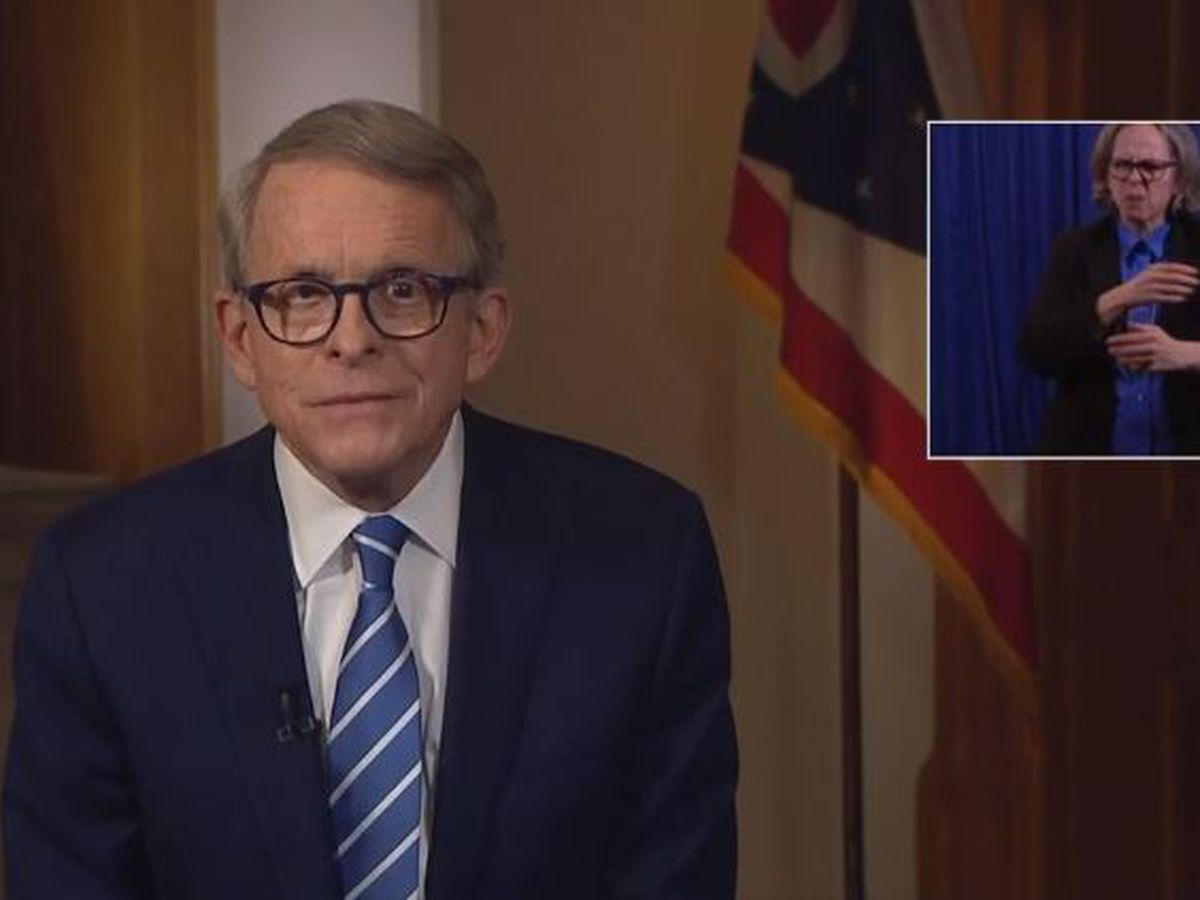 Gov. DeWine announces when Ohio's health orders will be lifted