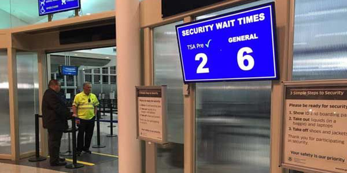 Federal airport security increases after attacks