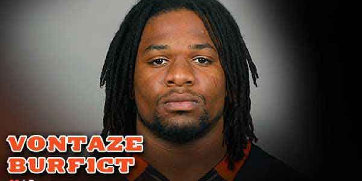 """Burfict on return: """"Why would I change anything?"""""""
