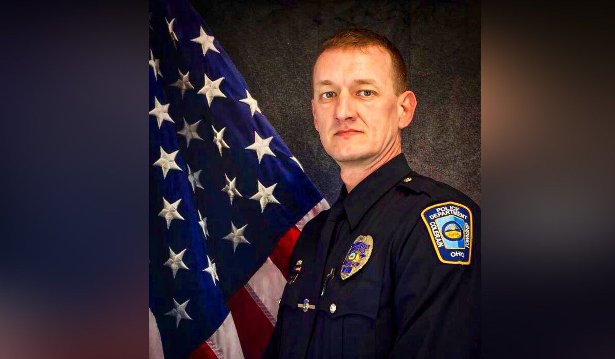 Colerain Police Officer Struck Vehicle Identified