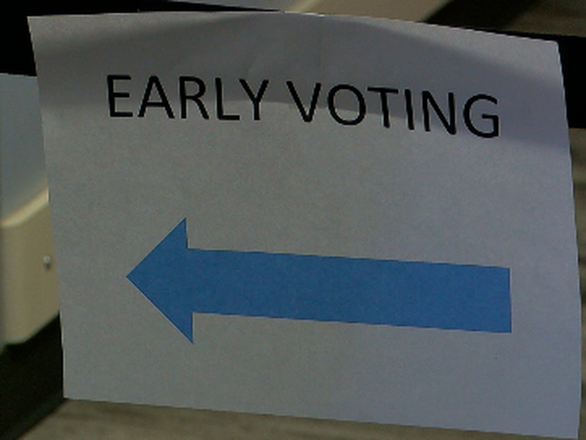 Hamilton shutting portion of road to aid early voting