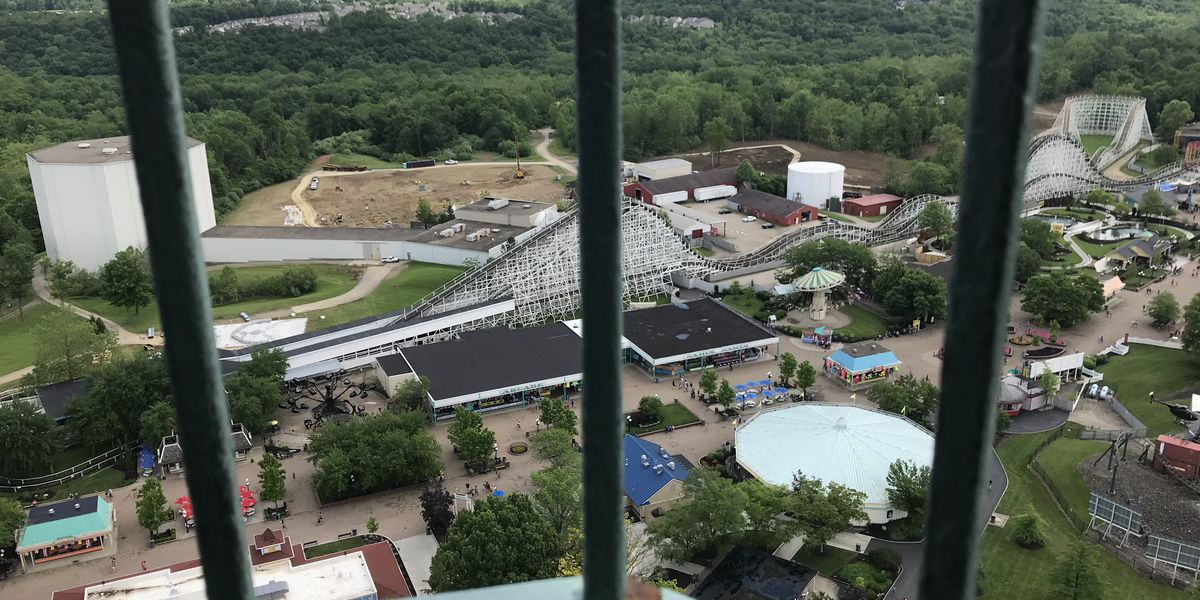 Kings Island supports local business for construction of new coaster