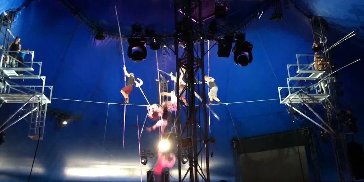 VIDEO: Video emerges of 2017 accident during Wallenda circus rehearsal