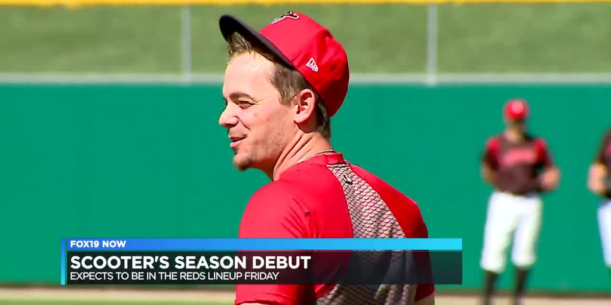 Scooter Gennett talks future before return to Reds
