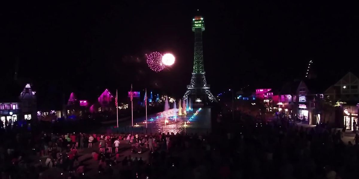 Kings Island fountain and firework show gets upgrade