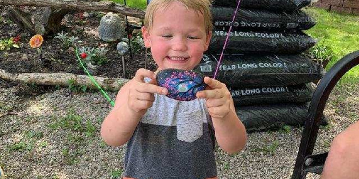 Police searching for missing child at Adams County lake resort