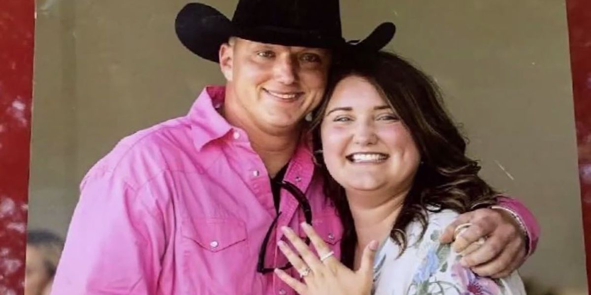 Man struck, killed by car seconds after pushing fiancée to safety
