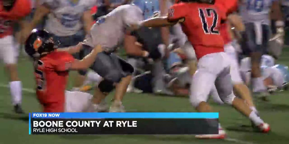 Ryle shuts out Boone, wins third straight