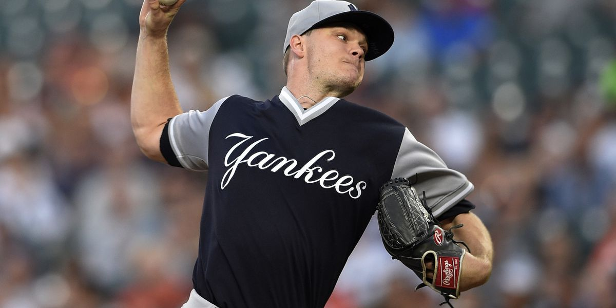 Report: Reds finalizing deal to acquire Yankees pitcher Sonny Gray