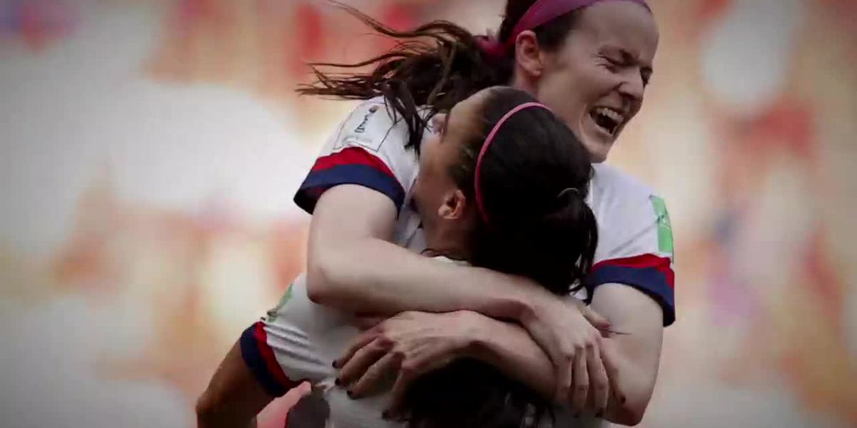 Rose Lavelle on playing for a women's soccer team in Cincinnati: 'I would love to'
